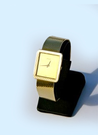18k piaget watch